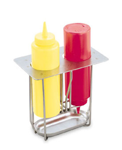 Vollrath 56116 12-oz Squeeze Bottle Holder - Holds