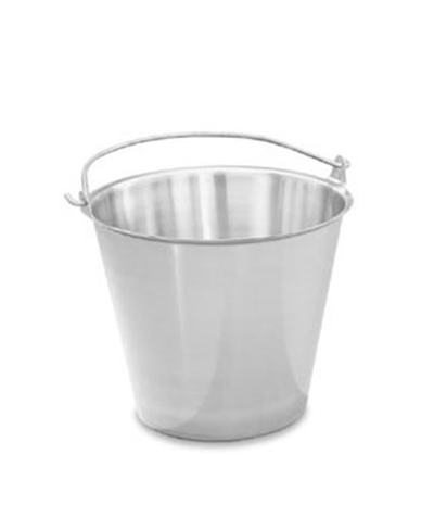 Vollrath 58200 23-qt Tapered Pail - Stainless