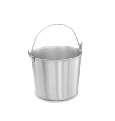 Vollrath 59120 13-qt Utility Pail - Stainless
