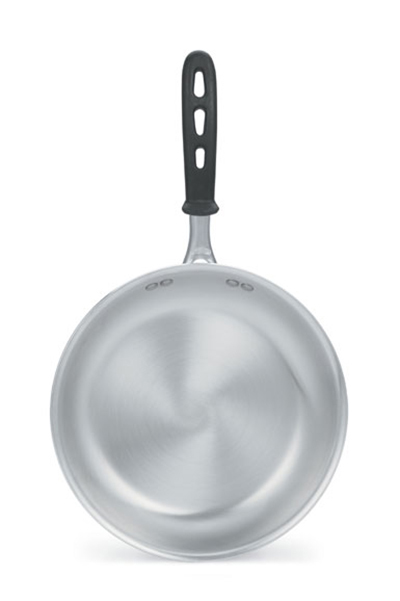 "Vollrath 67910 10"" Wear-Ever Aluminum Fry Pan - Natural Finish"
