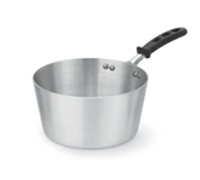 Vollrath 68307 7-qt Tapered Saucepan - Insulated Handle, Aluminum