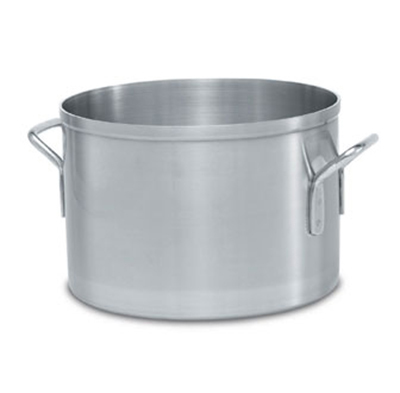 Vollrath 68413 12-qt Sauce Pot - Heavy-Duty, Natural-Finish Aluminum