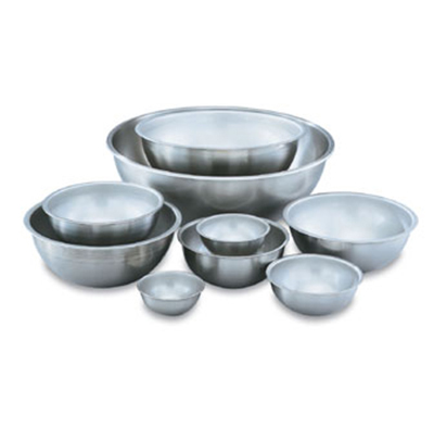 Vollrath 79800 80-qt Mixing Bowl - 18-ga Stainless