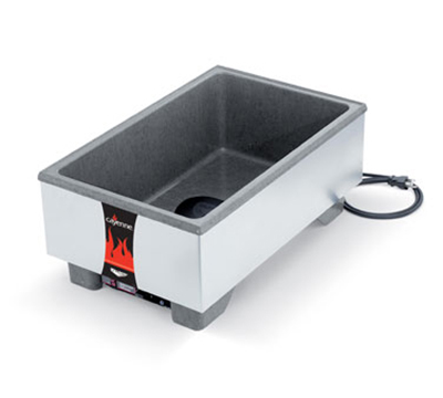 Vollrath 72023 Full-Size Countertop Merchandiser - Thermostat 120v 1440W