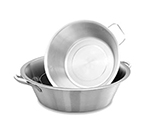 Vollrath 72240 24-qt Round Food Container Pan - Stainless
