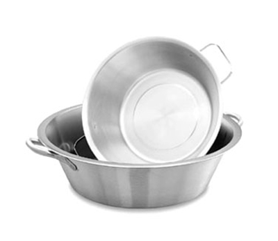Vollrath 72120 12-qt Round Food Container Pan - Stainless