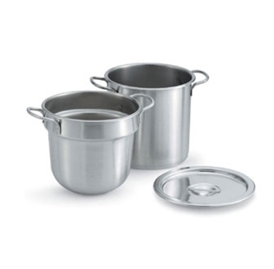 Vollrath 77113 11-qt Double Boiler Inset - Stainless