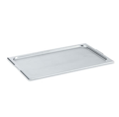 Vollrath 75450 Cook-Chill Cover - Half Size, 20-ga Stainless