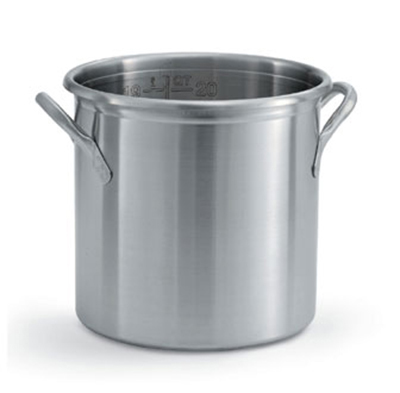 Vollrath 77630 38-1/2-qt Stock Pot - Stainless