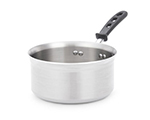 Vollrath 77740 2-1/2-qt Saucepan - Silicone Insulated Handle, Stainless/Aluminum