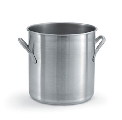 Vollrath 78630 38-1/2-qt Stock Pot - Stainless/Aluminu