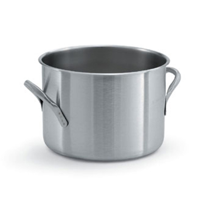 Vollrath 78610 20-qt Stock Pot - Stainless/Aluminum