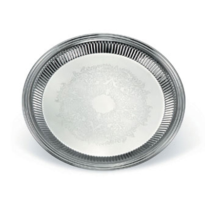 "Vollrath 82169 14"" Round Fluted S"