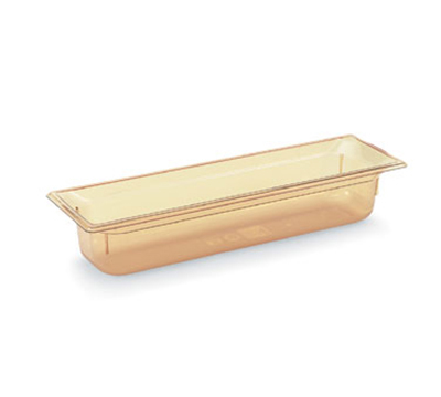 Vollrath 9054410 Half-Size Long Hot Food Pan - 4""