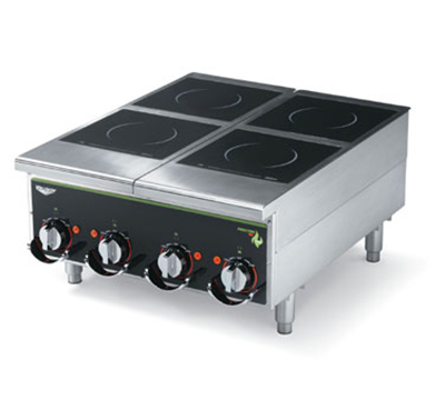 Vollrath 924HIMC Countertop Commercial Induction Cooktop, 208-