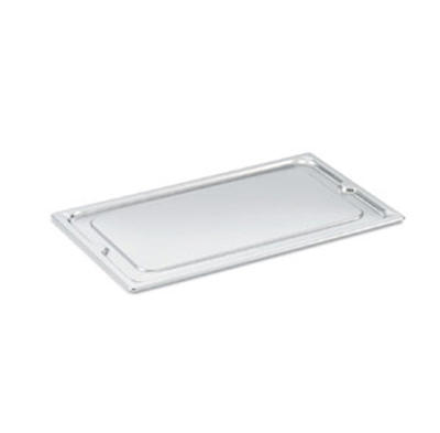 Vollrath 95100 (3)Full-Size Steam Pan Slotted Cover, Stainless