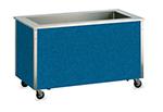 Vollrath 98708 6-Cold Well Refrigera