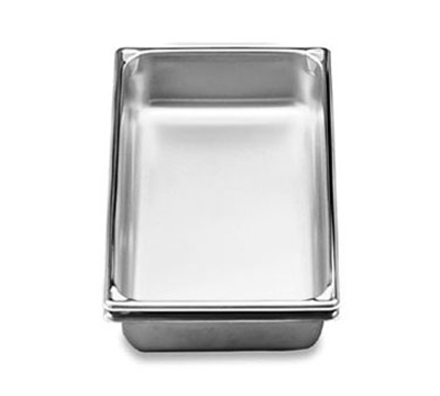"Vollrath 30040 Steam Table Pan - Full Size, 4"" Deep, 18-ga Stainless"