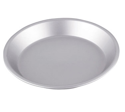 "Vollrath 51045 10"" Pie Pan - Aluminum"