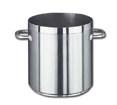 Vollrath 3109 38 qt Induction Stock Pot - Aluminum Bottom, 18-ga Stainless