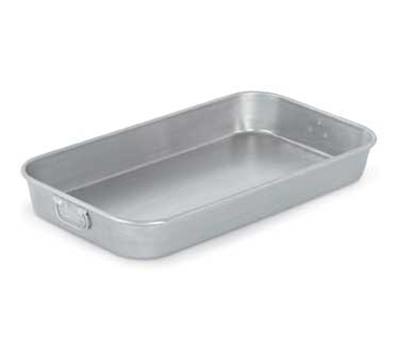 Vollrath 4457 Aluminum Bake Pan - 23x12-5/8x2-3/4
