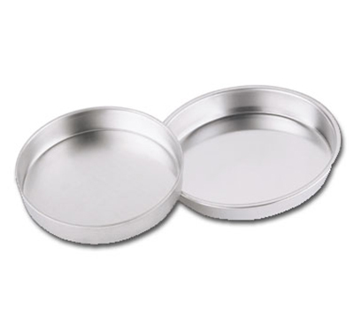 "Vollrath S5347 9"" Round Cake Layer Pan - SilverStone-Coated"
