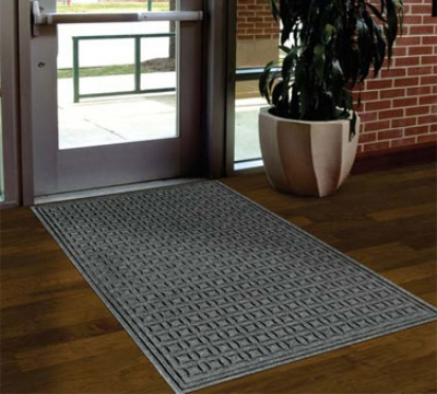 Andersen Mats 20296-2-3 173 Eco Select Entrance Mat, 2 x 3-ft, Grey Ash