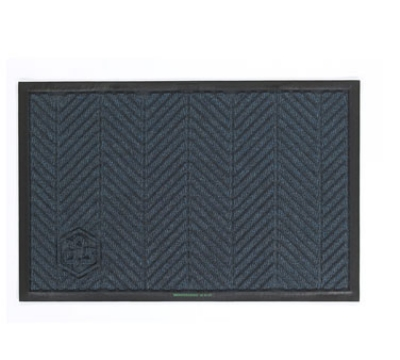 Andersen Mats 2240-6-12.2 170 Waterhog Eco Elite Entrance Mat, 6 x 12.2-ft, Black Smoke