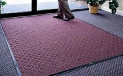 Andersen Mats 265-4-10 232 Waterhog Masterpiece Select Entrance Mat, 4 x 10-ft, Mauve