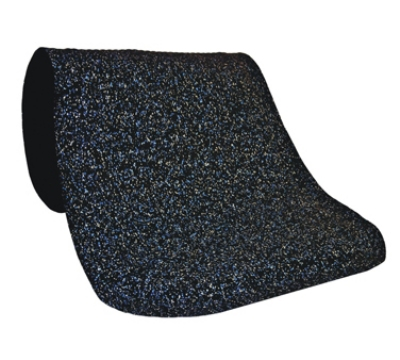 Andersen Mats 443-2-3 10 5/8-in Thick Confetti Anti-Fatigue Mat, 2 x 3-ft, Blue