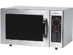 1000w Commercial Microwave with Dial Control, 120/1v