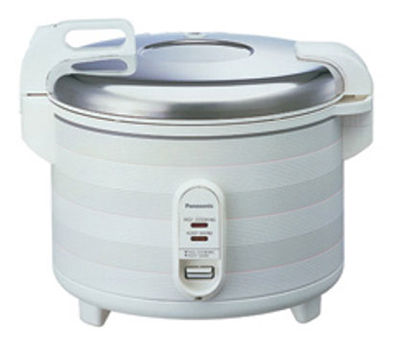 Panasonic SR2363Z Commercial Rice Cooker Warmer w/ 20-Cup Capacity, 70 3-oz Portion Servings