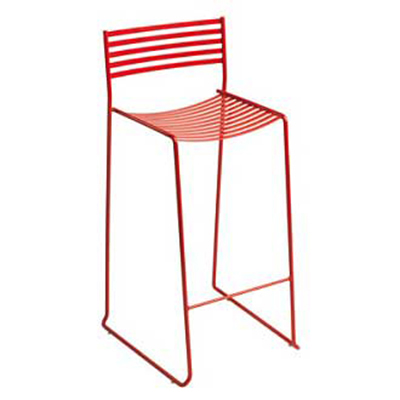 EmuAmericas 026 Aero Stacking Counterstool, Slatted,