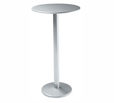 EmuAmericas 902H ALU Bistro Bar Table, 32