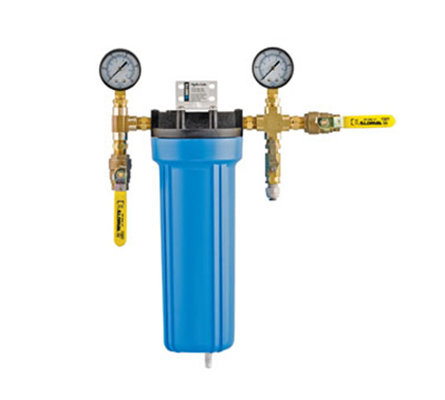 Dormont CBMX-CP1S 1-Stage Cube Max-CP1L Filtration System w/ Ball Valves & Flush Kit