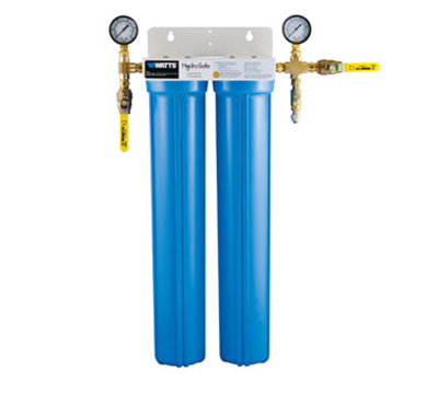 Dormont CBMX-S2L 2-Stage Cube Max-S2L Filtration System w/ Ball Valves & Flush Kit
