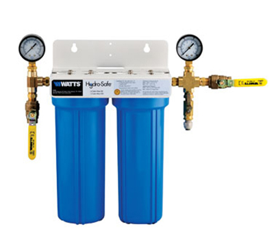 Dormont CBMX-S2S 2-Stage Cube Max-S2 Filtration System w/ Ball Valves & Flush Kit