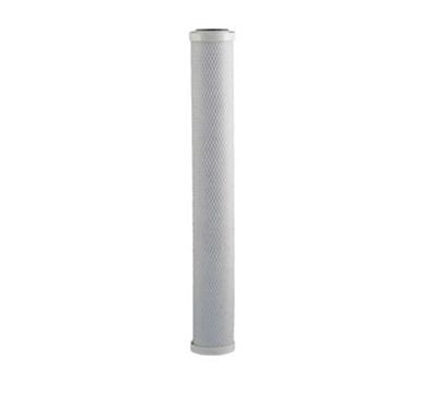 Dormont CLDBMAXR-L-CB Carbon Block Filter w/ 20-in Slimline, 1-Micron