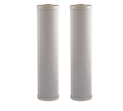 Dormont CLDBMX-S2B-PM Replacement Filter Pack for Cold Bev Max-S2BBL w/ (2) 20-in Slimline