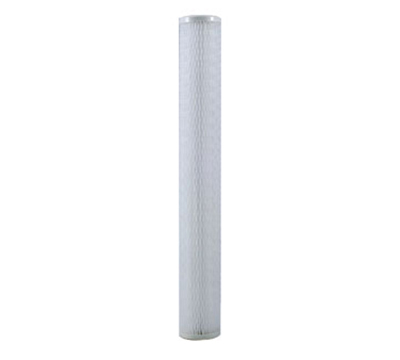 Dormont HSR-L-SED-20MP 20-in Pleated Sediment Filter w/ 20-Micron