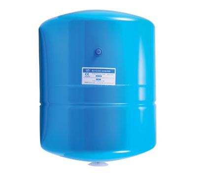 Dormont HS-RO-TANK-34GAL Pre-Pressurized Storage Tank w/ 34-gal Capacity & Stand, Blue Metal