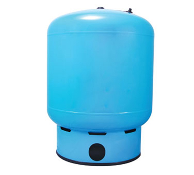 Dormont HS-RO-TANK-44GAL Pre-Pressurized Storage Tank w/ 44-gal Capacity, Blue Metal