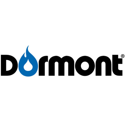 Dormont HSR-IL-AC-6QC 6-in Granular Activated Carbon Inline Water Filter, .25-in Q
