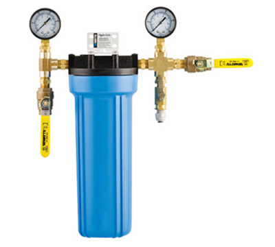 Dormont STMMAX-S1S Anti-Scale System w/ 1-GPM Single Cartridge, .38-in NPT Connection
