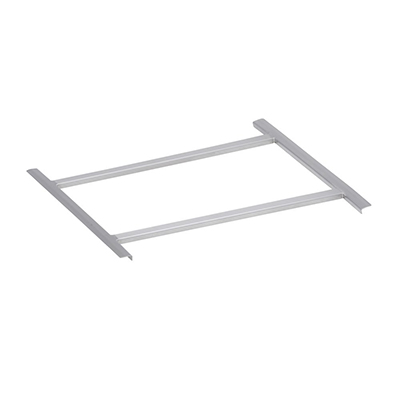 Elkay RS-20 Rack Slide, 20x20-in, Stainless