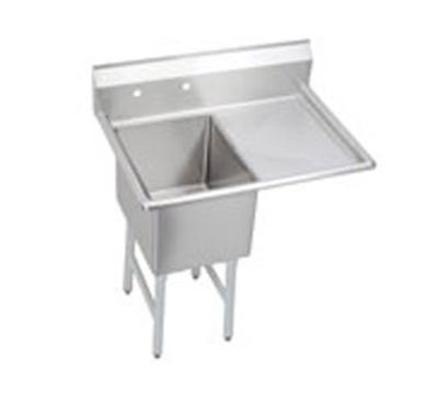 Elkay 1C18X18-L-18X Standard Sink w/ 18x18x12-in