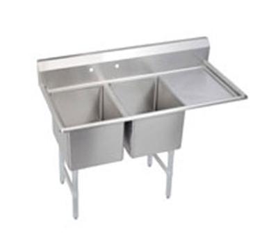 Elkay 2C18X18-R-18X Standard Sink w/ (2) 1
