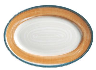 World Tableware CCT-50310 Oval Pla