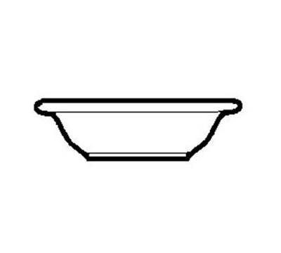 World Tableware DSD-11 4.75-in Fruit Dish w/ 4-oz
