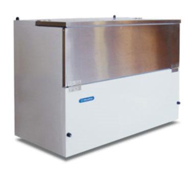Metalfrio MC-49 12-Crate Milk Cooler - Side Lift Doors, 115v